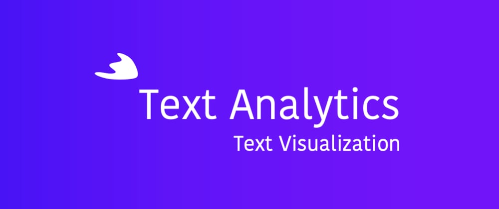 Cover image for Text Analytics: Text Visualization