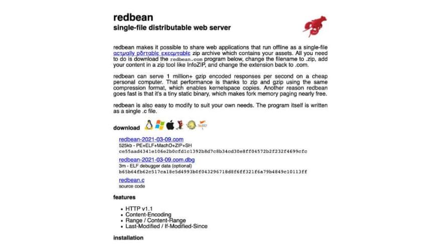 redbean