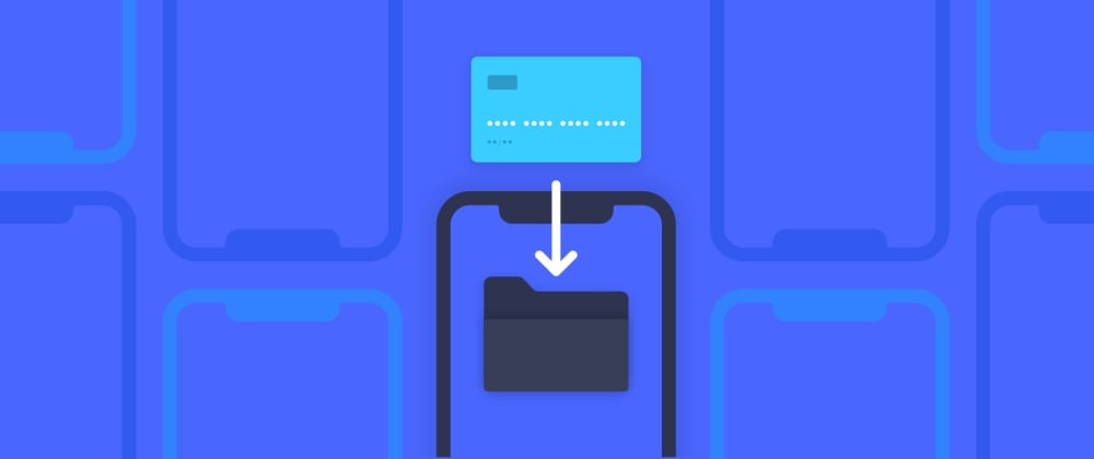Cover image for Card on File with React Native