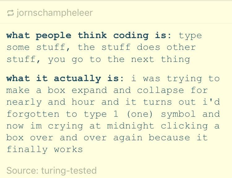 what coding is