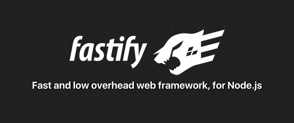 Cover image for How i structure my Fastify application