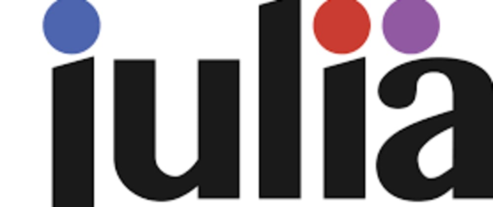 Cover image for The Julia Programming Language.