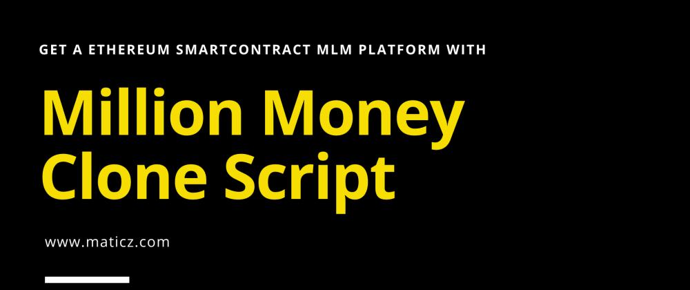 Cover image for Start Million Money MLM Platform