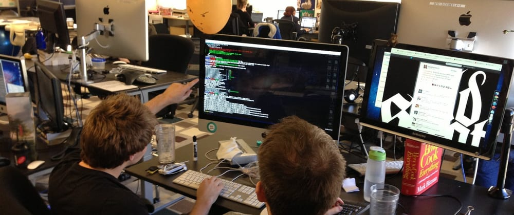 Cover image for Why You Should Start Pair Programming