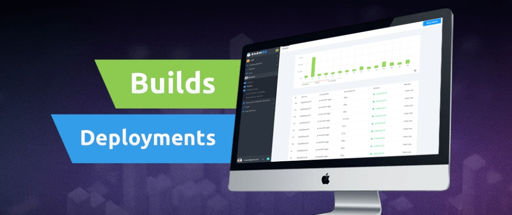 Cover image for Manage and Keep track of your Builds and Deployments