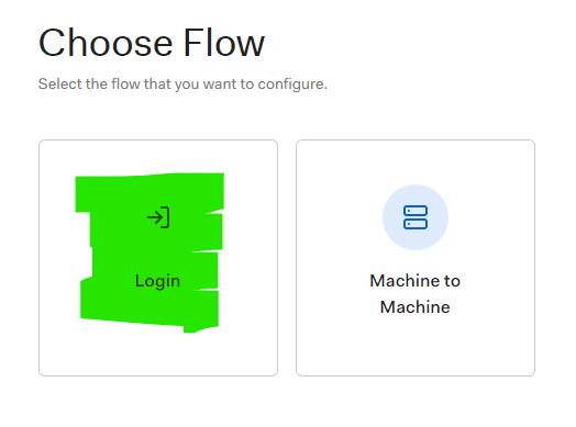 Flow Menu