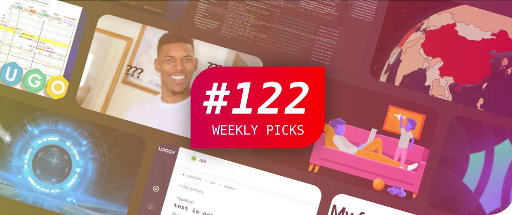 Cover image for 🔥 What Developers Are Looking For? — Weekly Picks #122