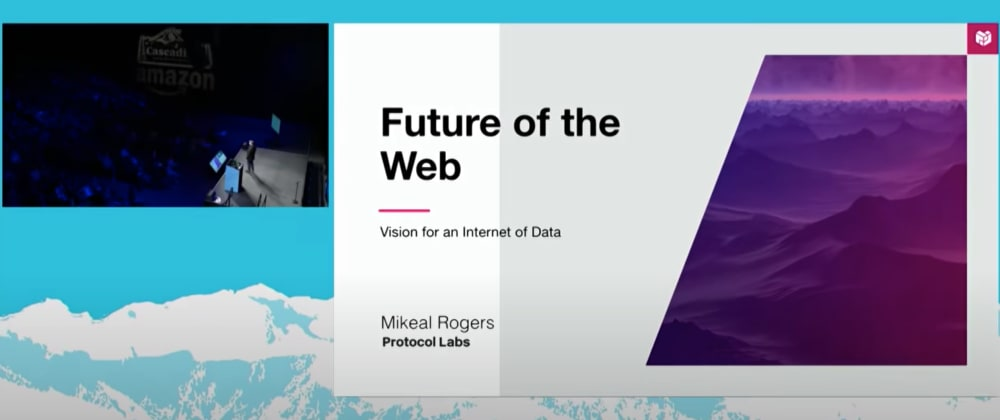 Cover image for #30DaysOfCJS: The Future of the Web