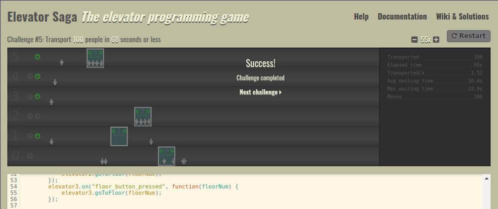 Cover image for Improve your Coding Skills with this Fun Game