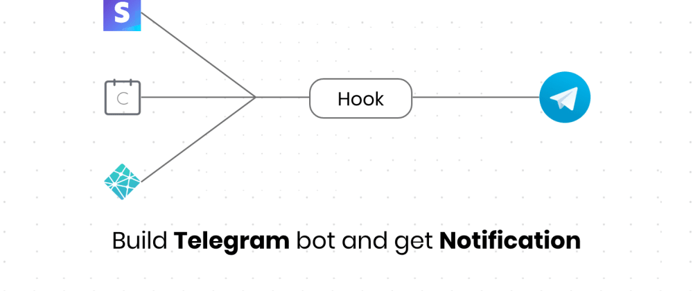 Cover image for Build Telegram Bot without code and get notifications