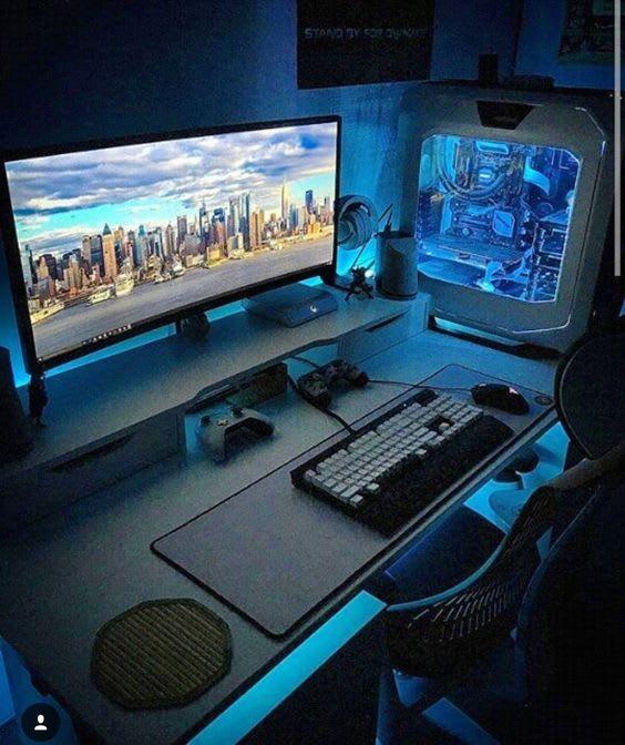 Dev dream desk