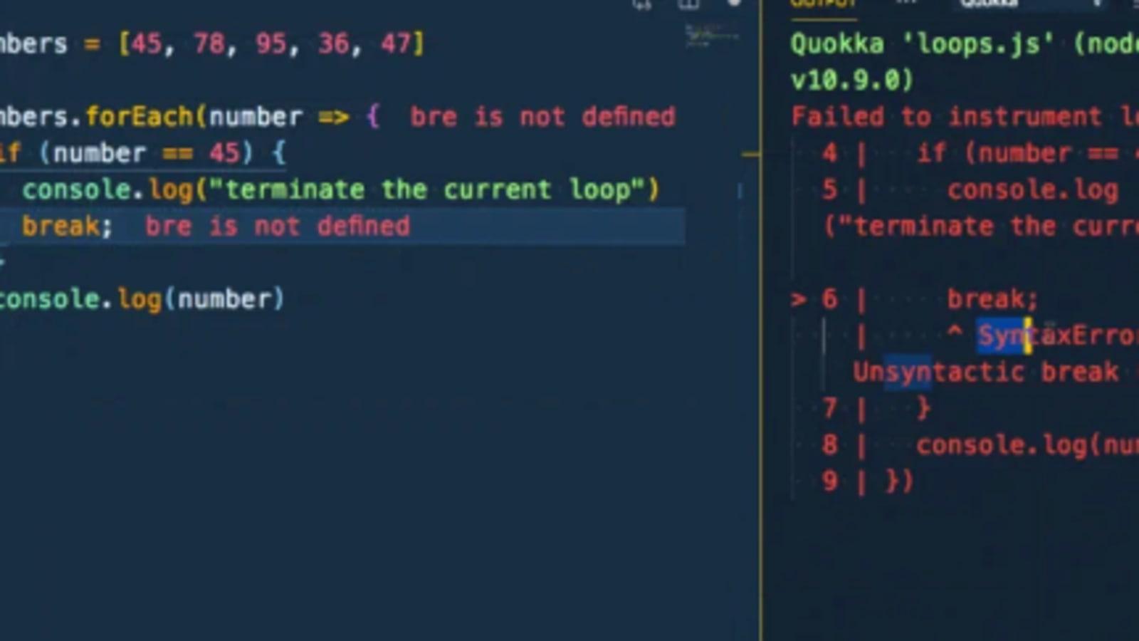 For Loop JavaScript  Old School Loops in JavaScript   for loop ...