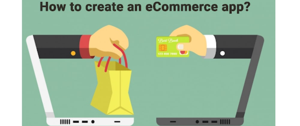 Cover image for How to Create an eCommerce App?-5 Tips