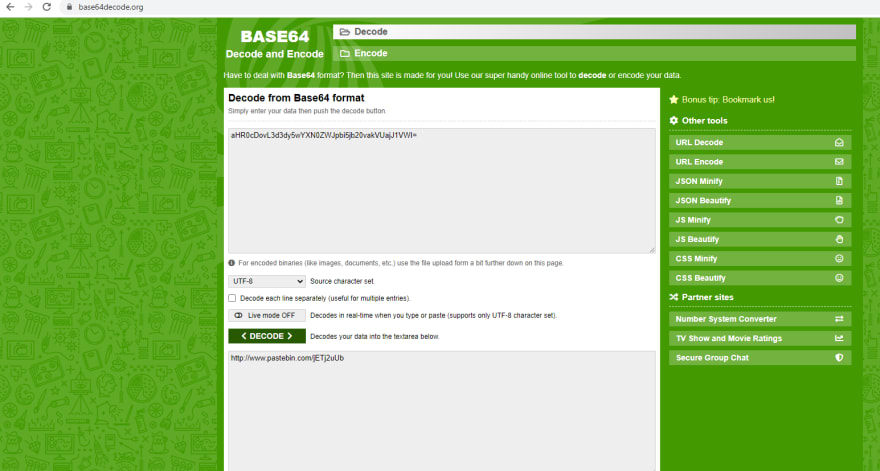 base64decode