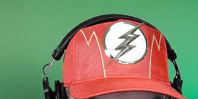 Fritz's The Flash hat