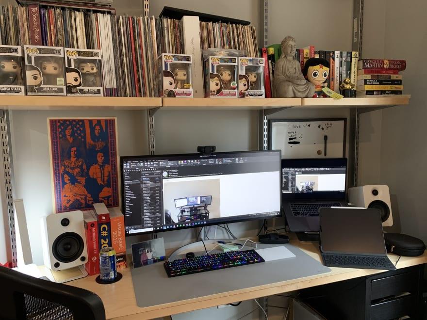 Sherri's Desk