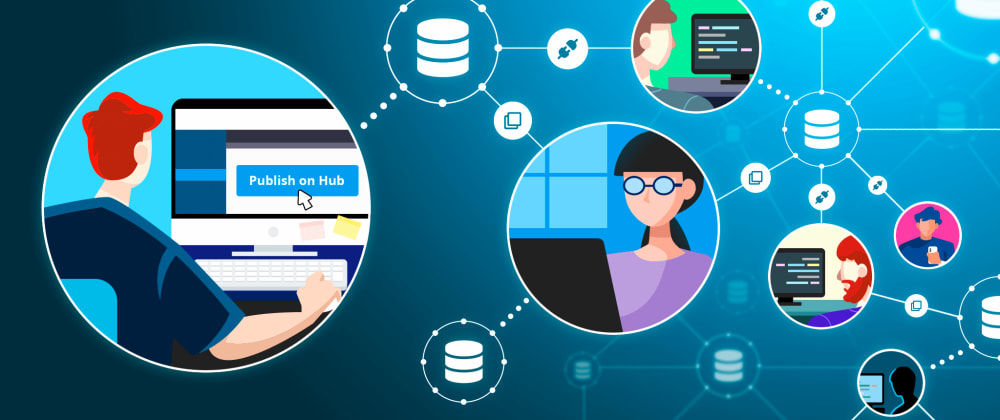Cover image for The Social Database Platform