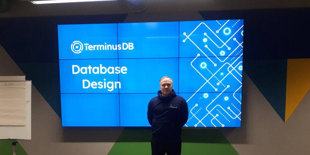 TerminusDB community arrived in London - DEV Community