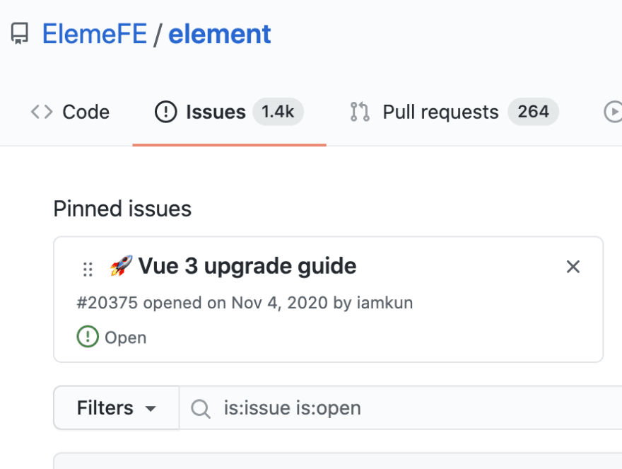 Element Plus for Vue 3
