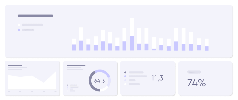 Cover image for D3 Dashboard Tutorial  with Cube.js