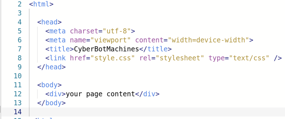 Cover image for What is the correct HTML for referring to an external style sheet?