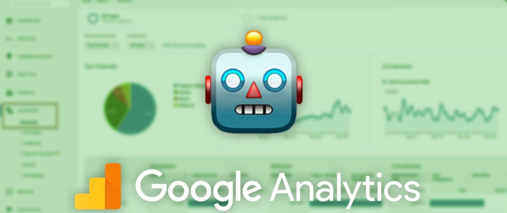Cover image for Optimize your chatbot with Google Analytics