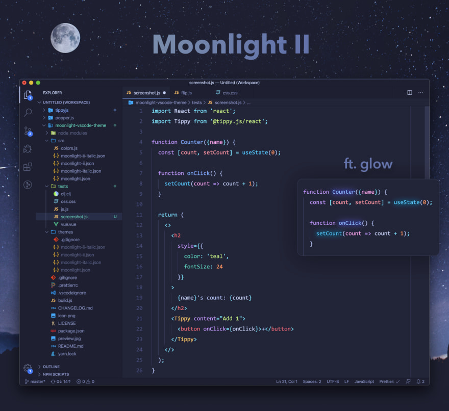 Moonlight Theme