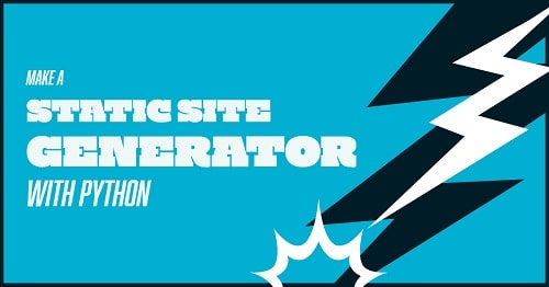 ⚡️ Making a Static Site Generator with Python - part 1 - DEV