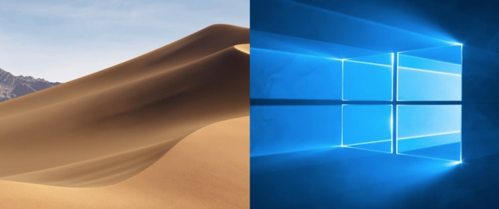 Cover image for 5 things I miss after switching from Windows laptop to MacBookPro.