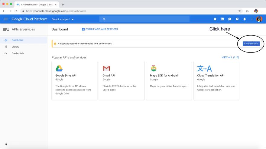 google_api_manager