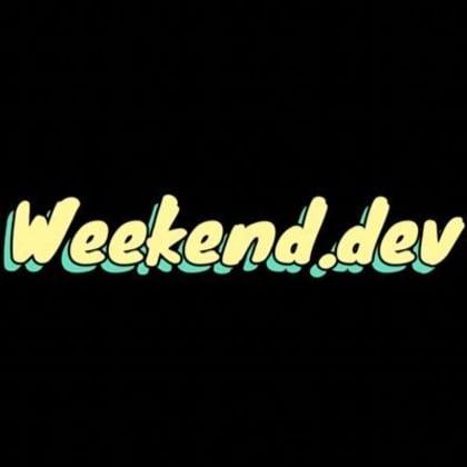 weekend.dev