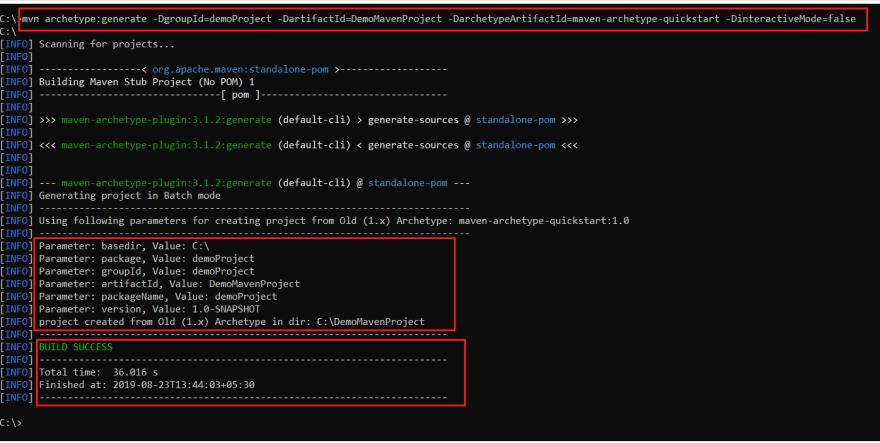 maven-java-code