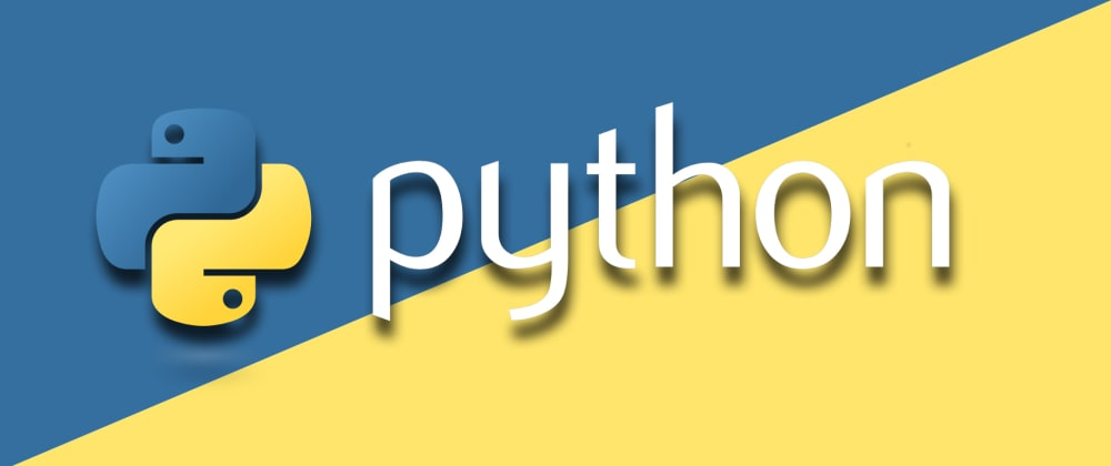 Cover image for Why I use python