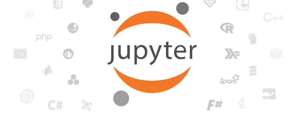 Cover image for 5 Awesome ways developers are using Jupyter to improve their lifes