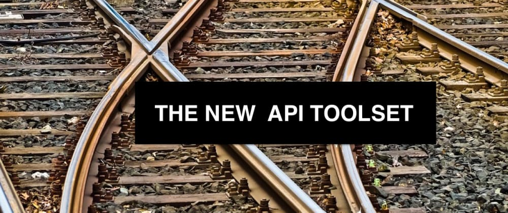 Cover image for Awesome API Tools for an API-First Approach