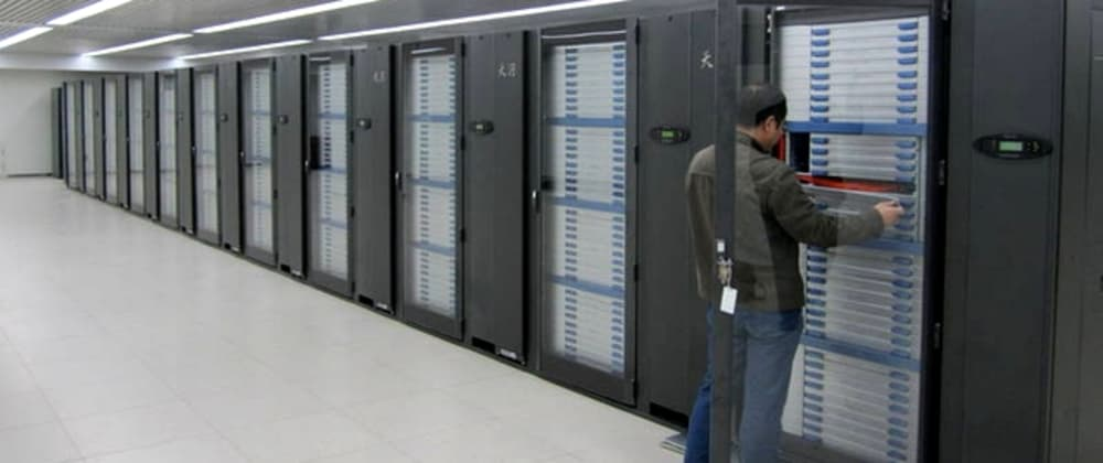 Cover image for The surprising longevity of mainframes