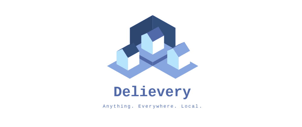 Cover image for Delievery - Deliver (or Send) Anything, Everywhere in your Local Community - Twilio Hackathon