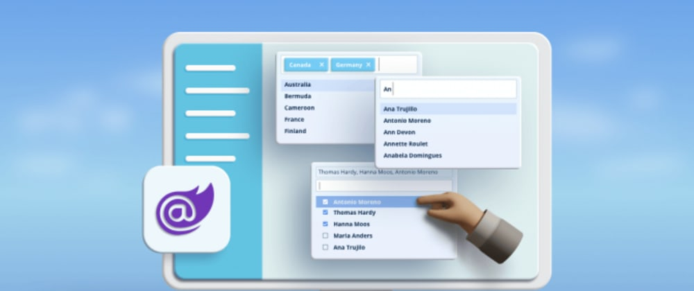 Cover image for Exploring Key Features of Blazor MultiSelect Dropdown