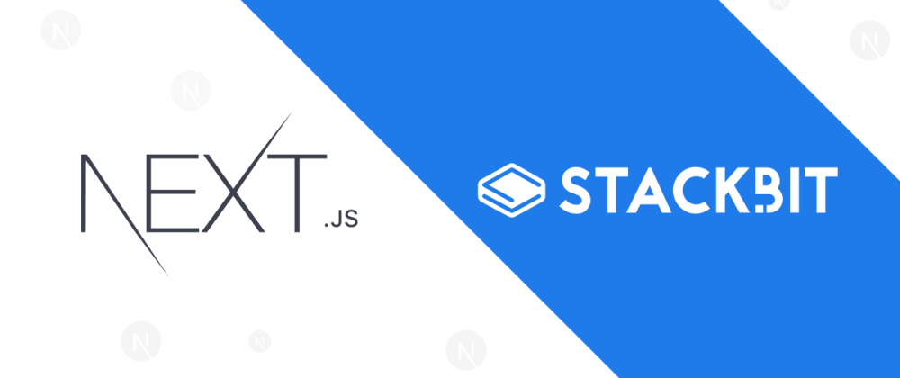Cover image for Stackbit meets Next.js
