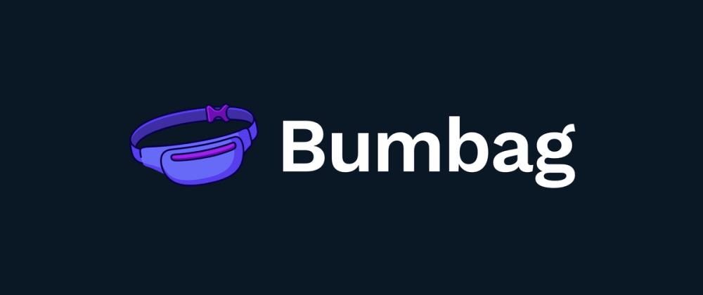 Cover image for Bumbag - an accessible & themeable React UI Kit