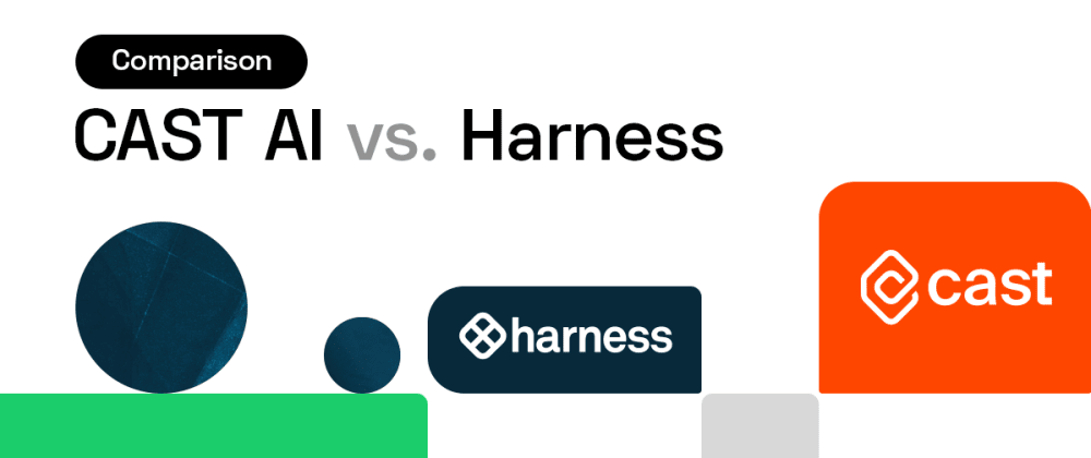 Cover image for CAST AI vs. Harness: Which solution is better for Kubernetes?