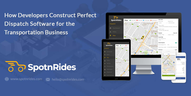 How Developers Construct Perfect Dispatch Software for the