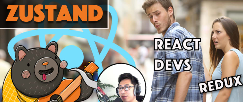 Cover image for Is Redux DEAD? Try Zustand!