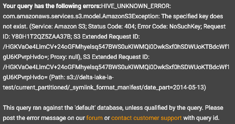 partition-error