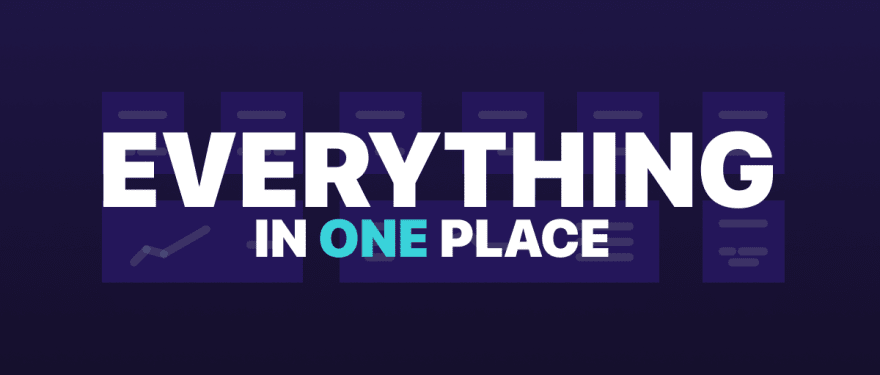Everything on one place