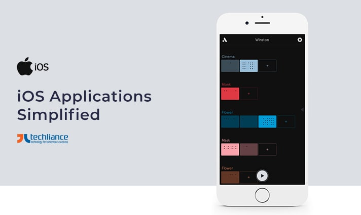 iOS Applications Simplified