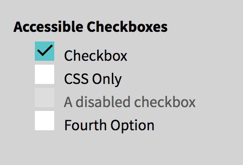 Create custom keyboard accessible checkboxes - DEV Community