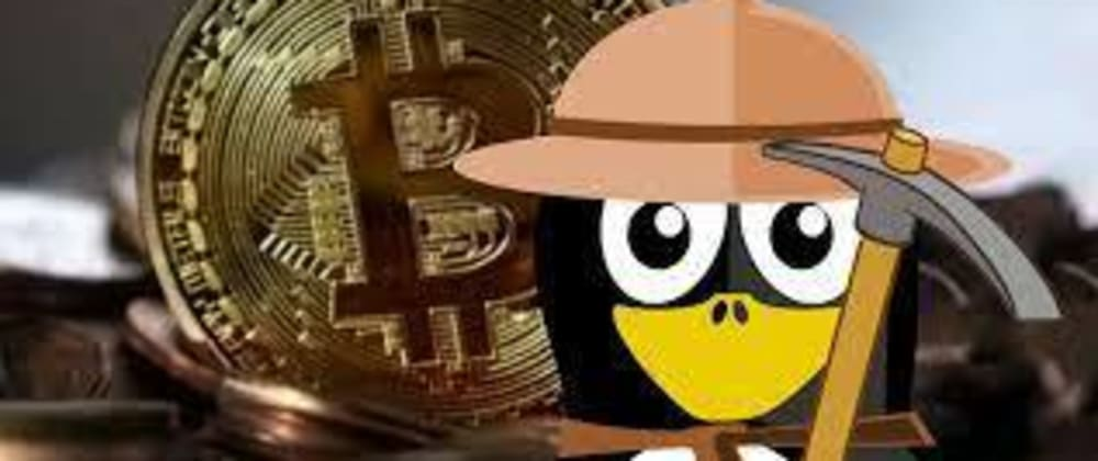 Cover image for Mine Crypto on Linux
