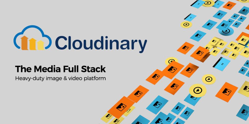 Cloudinary Image Upload - The Setup - DEV Community 👩 💻👨 💻