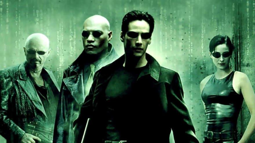 The Matrix still